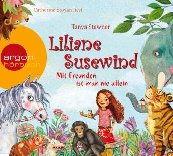 Liliane Susewind - Mit Freunden ist man nie allein - zum Schließen ins Bild klicken