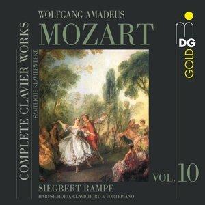 Sämtliche Klavierwerke Vol.10