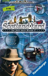 Heidelberger RV598 - Scotland Yard