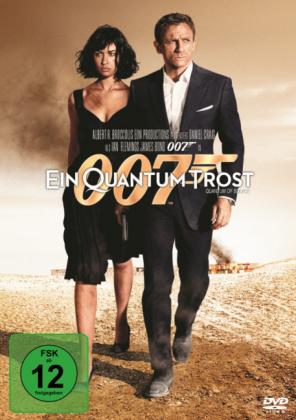 James Bond 007 - Ein Quantum Trost - zum Schließen ins Bild klicken