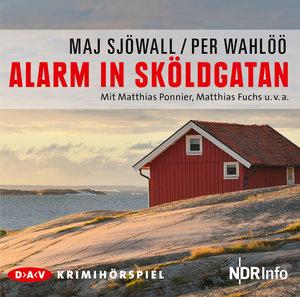 Alarm In Sköldgatan
