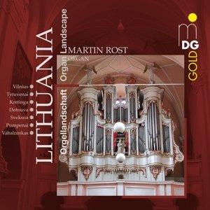 Orgellandschaft Litauen
