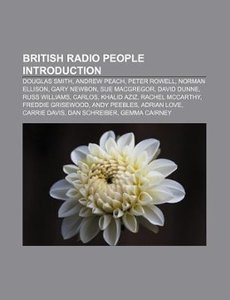 British radio people Introduction