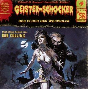 Geister-Schocker 58. Der Fluch des Werwolfs