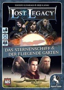 Lost Legacy (deutsche Ausgabe)