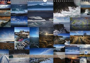 Scotland 365 / UK-Version (Wall Calendar 2015 DIN A3 Landscape)