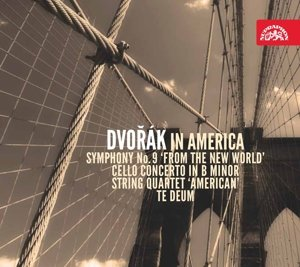 Dvorak in Amerika