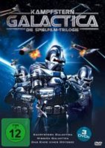 Kampfstern Galactica - Die Spielfilm-Trilogie