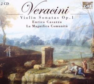 Veracini: Violin Sonatas 2-CD