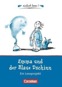 einfach lesen! Emma und der Blaue Dschinn. Für Leseanfänger
