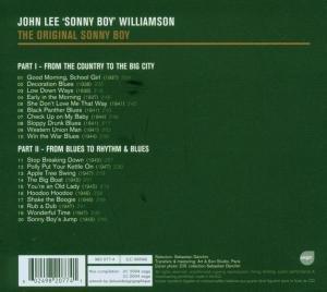 The Original Sonny Boy