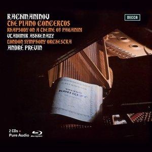 Klavierkonzerte 1-4 (Limited Deluxe Edition)