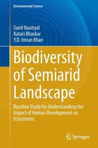Biodiversity of Semi-Arid Landscape