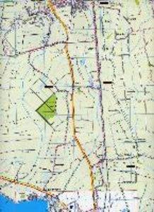 Dümmer See mit Ortsplan Lemförde 1 : 25 000