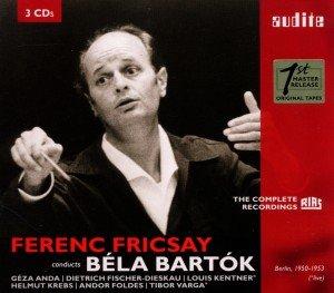 Ferenc Fricsay Dirigiert Bela Bartok