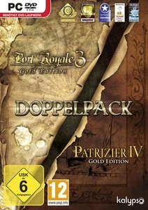 Port Royale 3 Gold Edition + Gold & Patrizier IV Gold Edition (D
