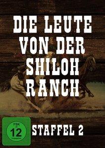 Die Leute von der Shiloh Ranch - Staffel 2. Deutsche TV-Fassung