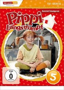 Pippi Langstrumpf TV-Serie DVD 5