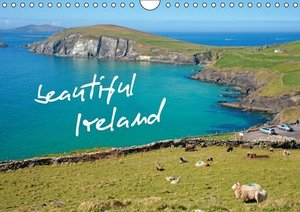 beautiful Ireland / UK-Version (Wall Calendar 2015 DIN A4 Landsc