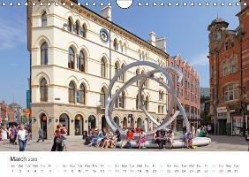 beautiful Ireland / UK-Version (Wall Calendar 2015 DIN A4 Landsc - zum Schließen ins Bild klicken