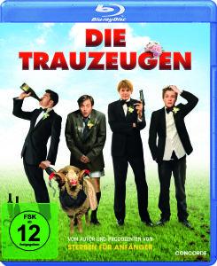 Die Trauzeugen (Blu-ray)