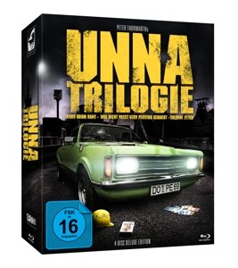 Peter Thorwarths Unna-Trilogie (Blu-ray)