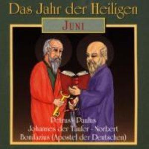 Jahr Der Heiligen-Juni