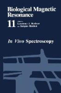 In Vivo Spectroscopy