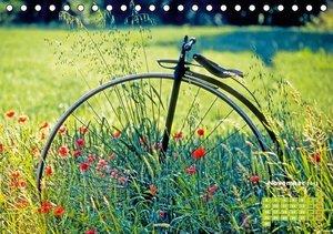 CALVENDO: Fahrrad-Idyllen (Tischkalender 2015 DIN A5 quer)