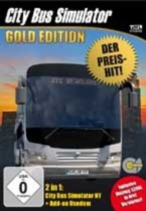 City Bus Simulator - Gold (City Bus Simulator 2010 New York + Us
