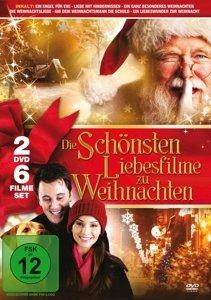 Die schönsten Liebesfilme zu Weihnachten (6 Filme)