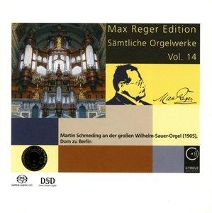 Sämtliche Orgelwerke vol.14