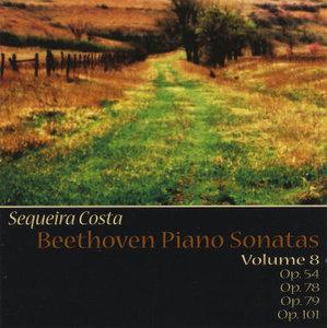 Costa, S: Beethoven Piano Sonatas Vol.8