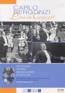 Carlo Bergonzi live in concert