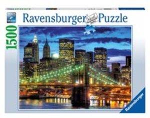 Ravensburger 16272 - Skyline New York City, 1500 Teile Puzzle