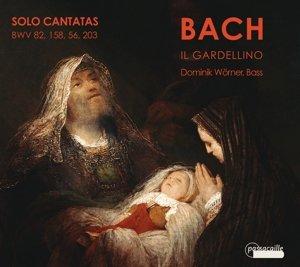 Kantaten für Bass BWV 82/158/56/203