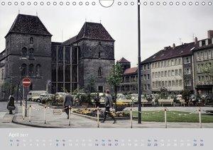 Hildesheim - damals ... (Wandkalender 2017 DIN A4 quer)