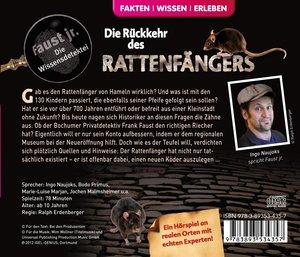 Faust junior ermittelt: Die Rückkehr des Rattenfängers