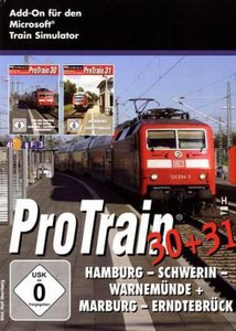 Train Simulator - Pro Train 30+31 Bundle