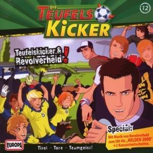 Die Teufelskicker 12. Teufelskicker und Revolverheld!