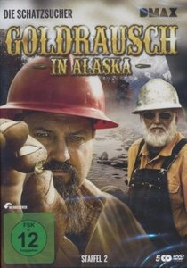 Goldrausch In Alaska - Komplette Staffel 2