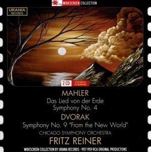 Reiner dirigiert Mahler und Dvorak