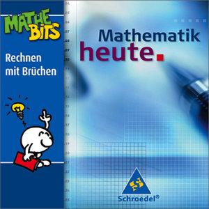 Mathematik heute 5. / 6. Schuljahr. Lernsoftware. CD-ROM für Win