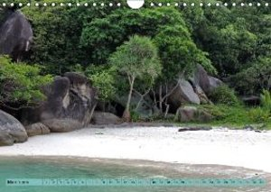 SIMILAN ISLANDS (Wall Calendar 2015 DIN A4 Landscape)
