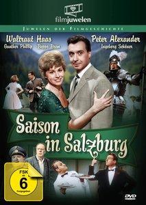 Peter Alexander: Saison in Salzburg - Wenn der Toni mit der Vron