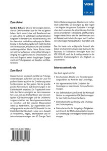 Prüfungsfragen mit Antworten zur Auswahl für das Elektrotechnike
