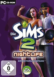Die Sims 2 - Nightlife (Erweiterungspack)
