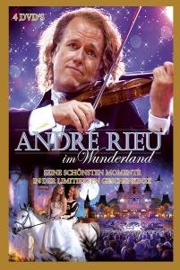 Andr? Rieu Im Wunderland (4 DVD-Set)