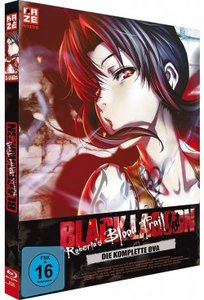 Black Lagoon - Robertas Blood Trail