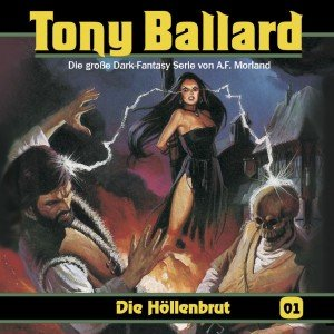 Tony Ballard 1-Die Höllenbrut